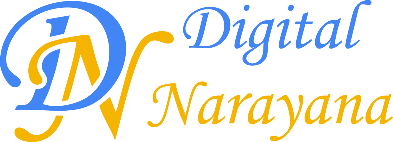 Logo Digital Narayana