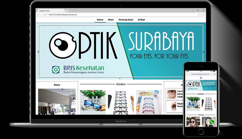 Optil Surabaya Toko Optik di Ponorogo
