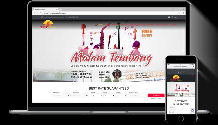 Pakons Prime Hotels Tangerang