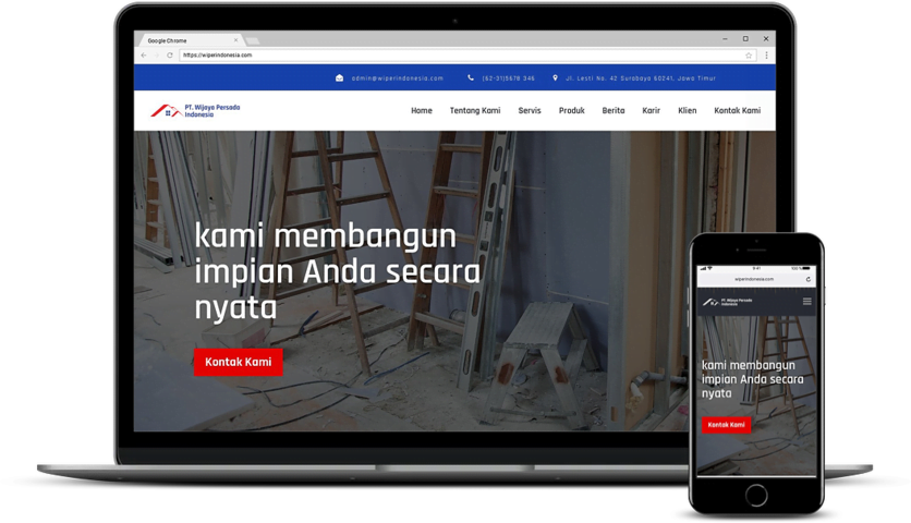 Wiperindonesia PT. Wijaya Persada Indonesia